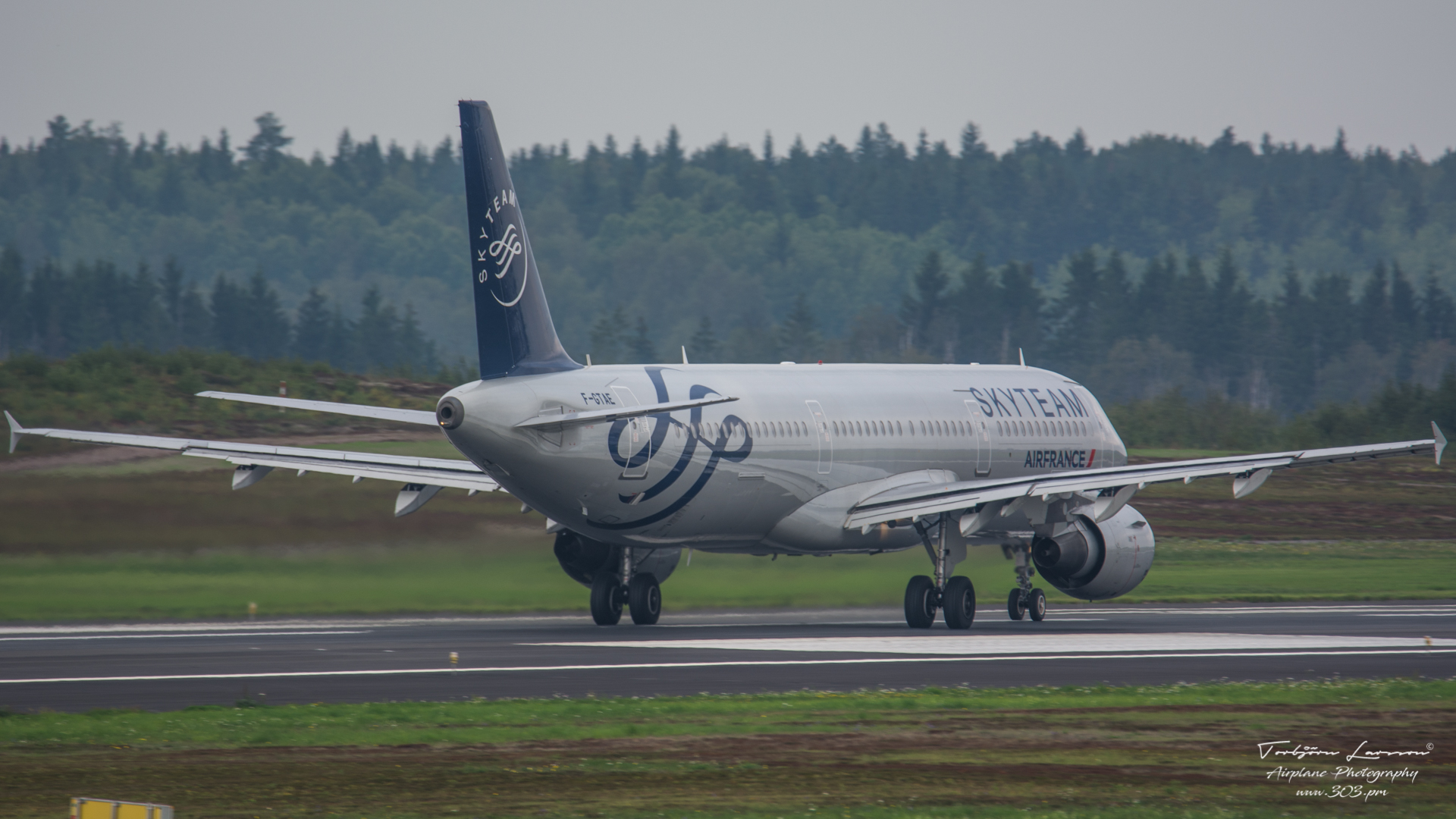 Airbus A321-211 - F-GTAE - Skyteam (Air Frace) - TBE_1794