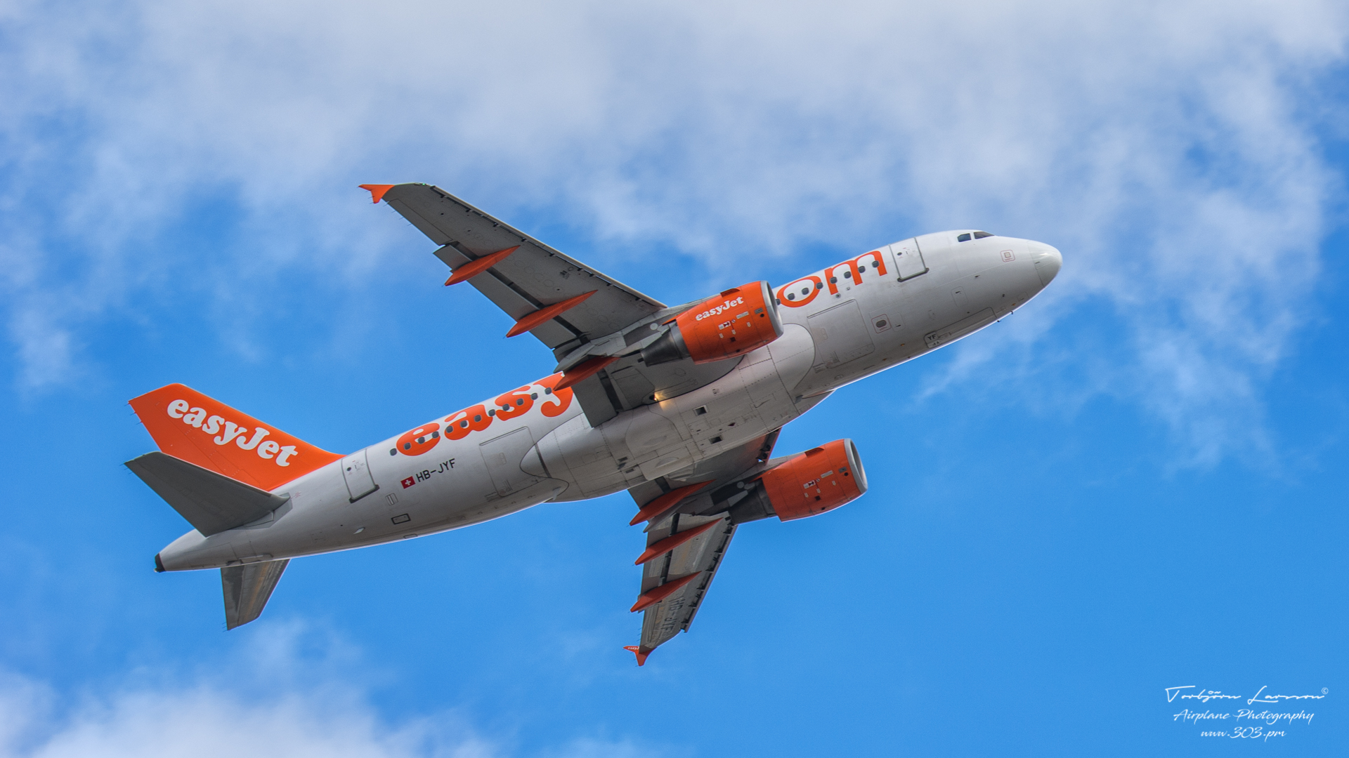 DSC_1540-EasyJet HB-JYF - Airbus A319-111