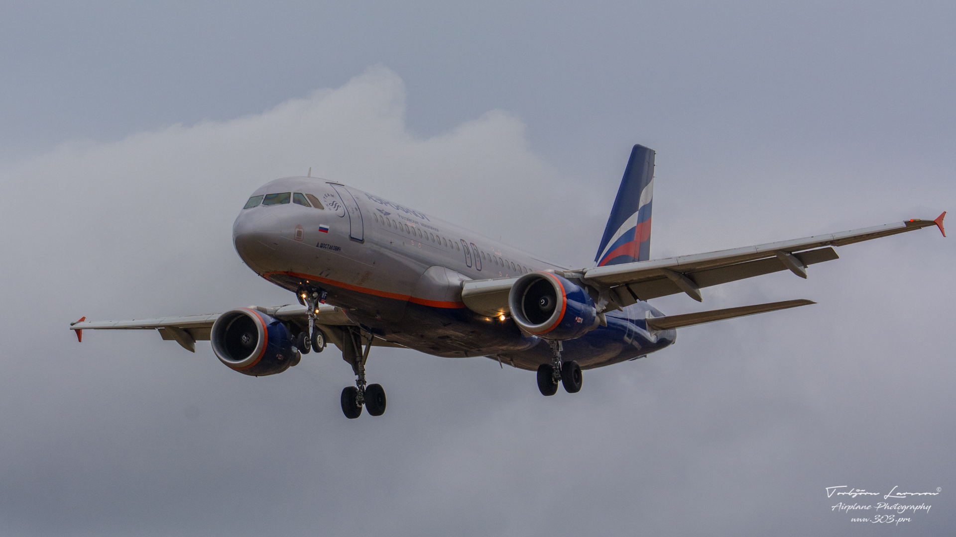 TBE_6652-Airbus A320-214 - Aeroflot Russian Airlines (VP-BWF)