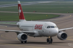 Airbus A319-112 - Swiss Air - HB-IPU - TBE_2042
