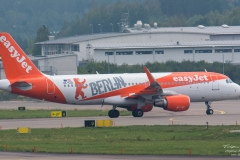 Airbus A320-214(SL) - EasyJet - OE-IZQ - TBE_2098