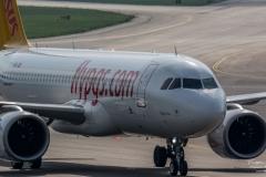 Airbus A320-251N(SL) - Pegasus Airline - TC-NBM - TBE_1883