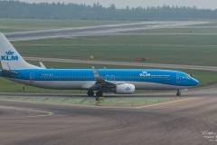 Boeing 737-9K2 - KLM - PH-BXT - TBE_2481