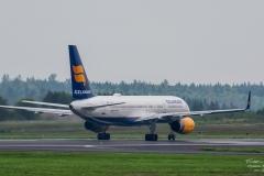Boeing 757-208 - Icelandair - TF-FIV - TBE_2111