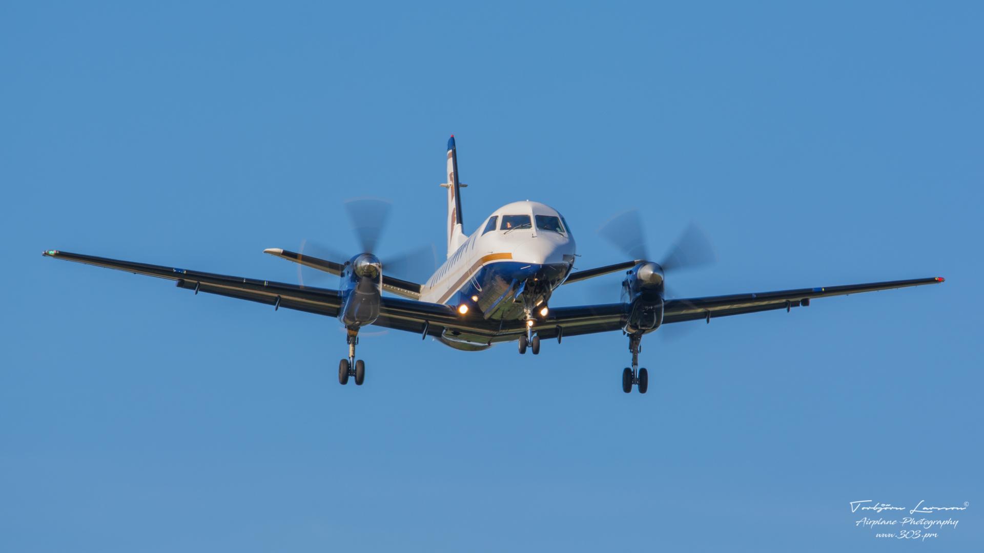 DSC_3507-Saab 340-B - Nextjet (SE-KXD)