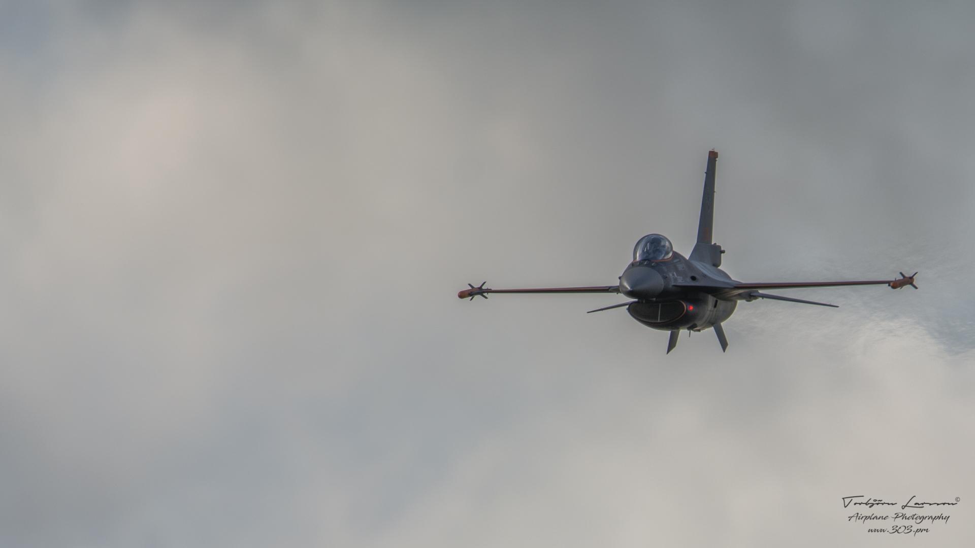 Radiostyrt - Arve Jensen - F-16 Falcon