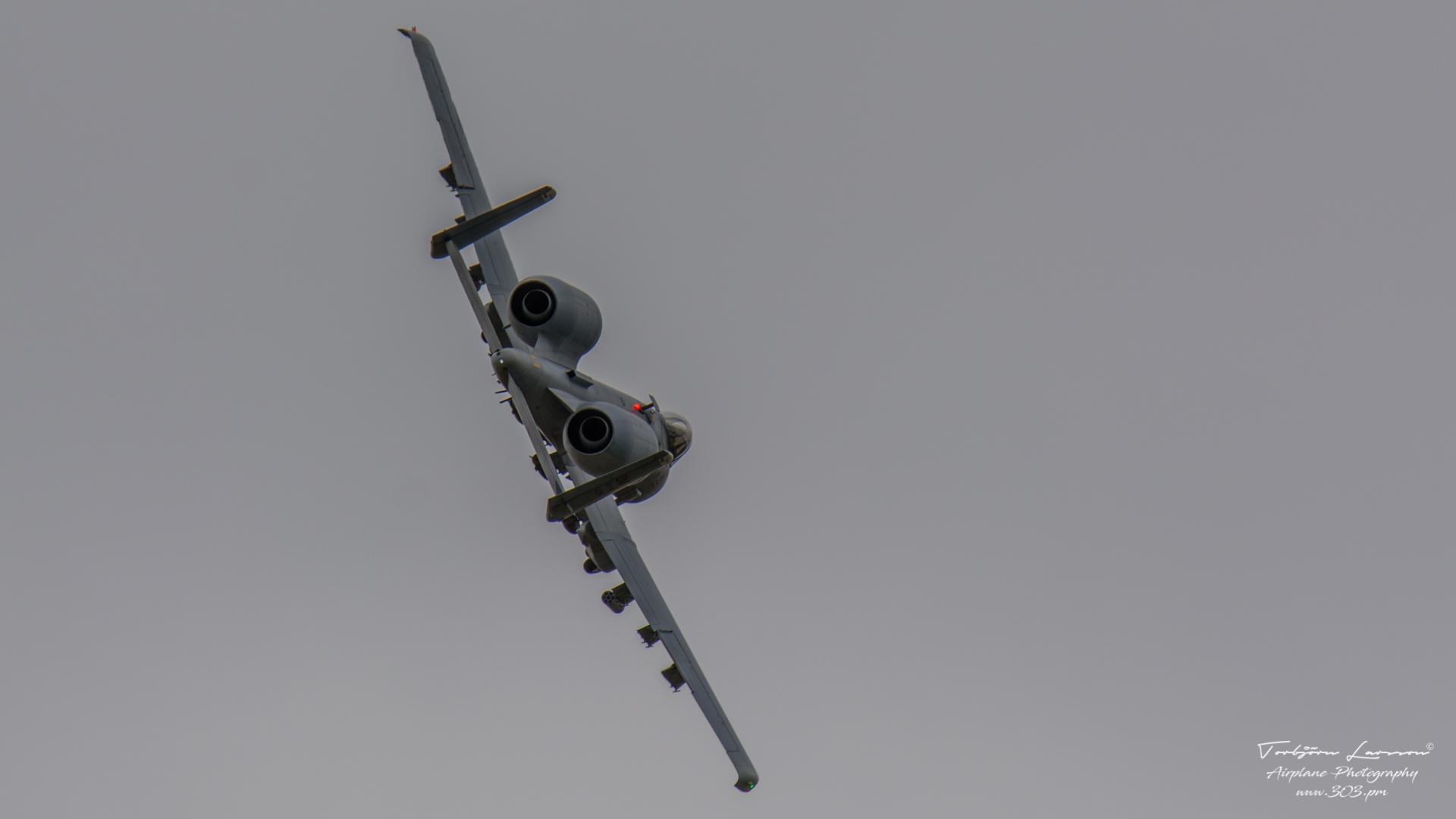 Radiostyrt - Arve Jensen - Fairchild-Republic A-10 Thunderbolt II