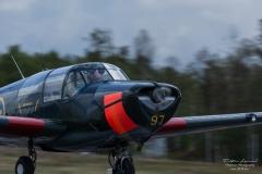 Saab 91 Safir-B (SE-KGZ)