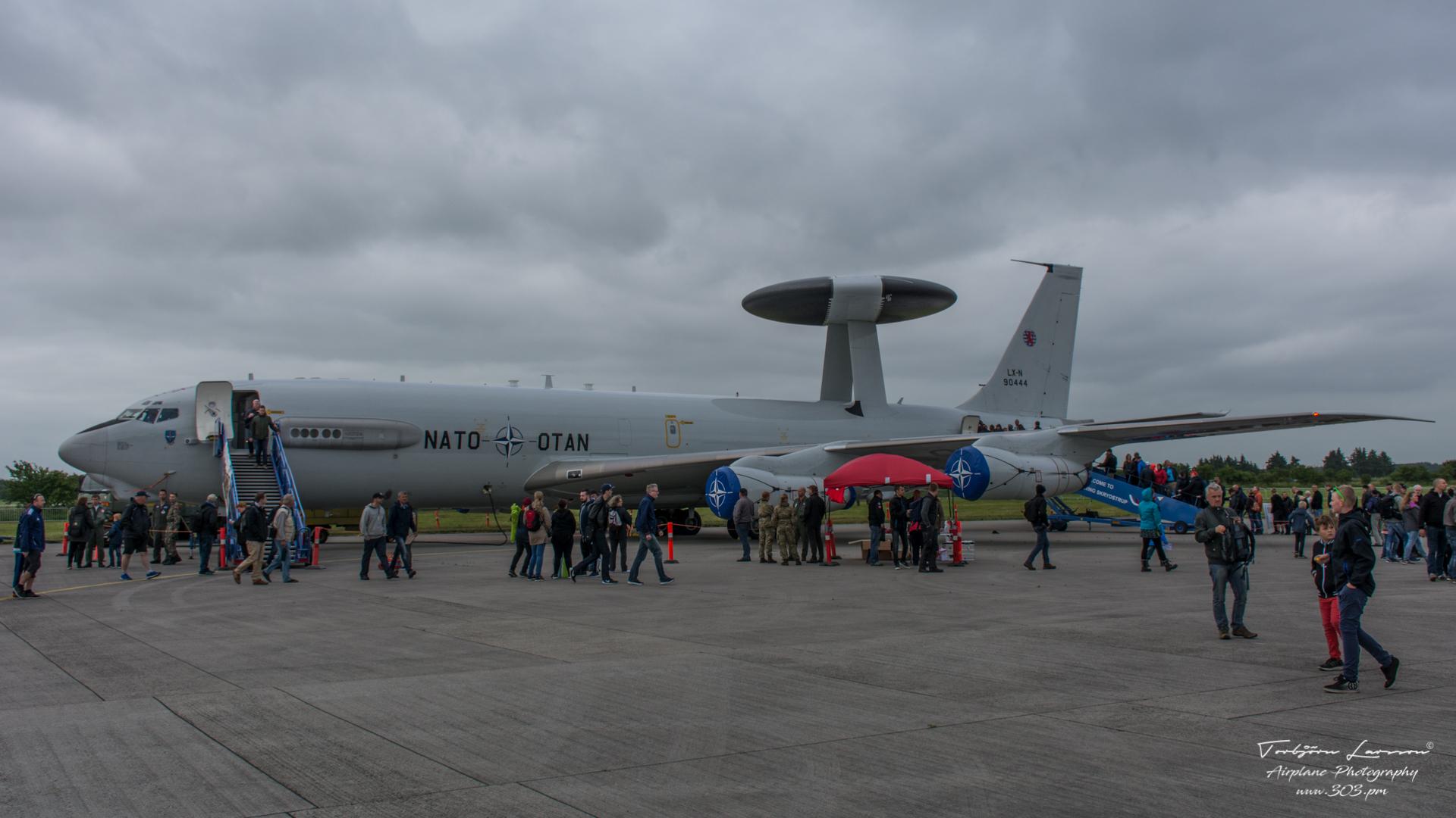 NATO Boeing E-3A Sentry AWACS