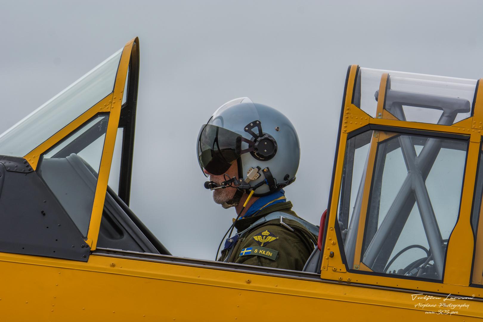 S. Kilén - North American T-6 Texan (SK-16A)