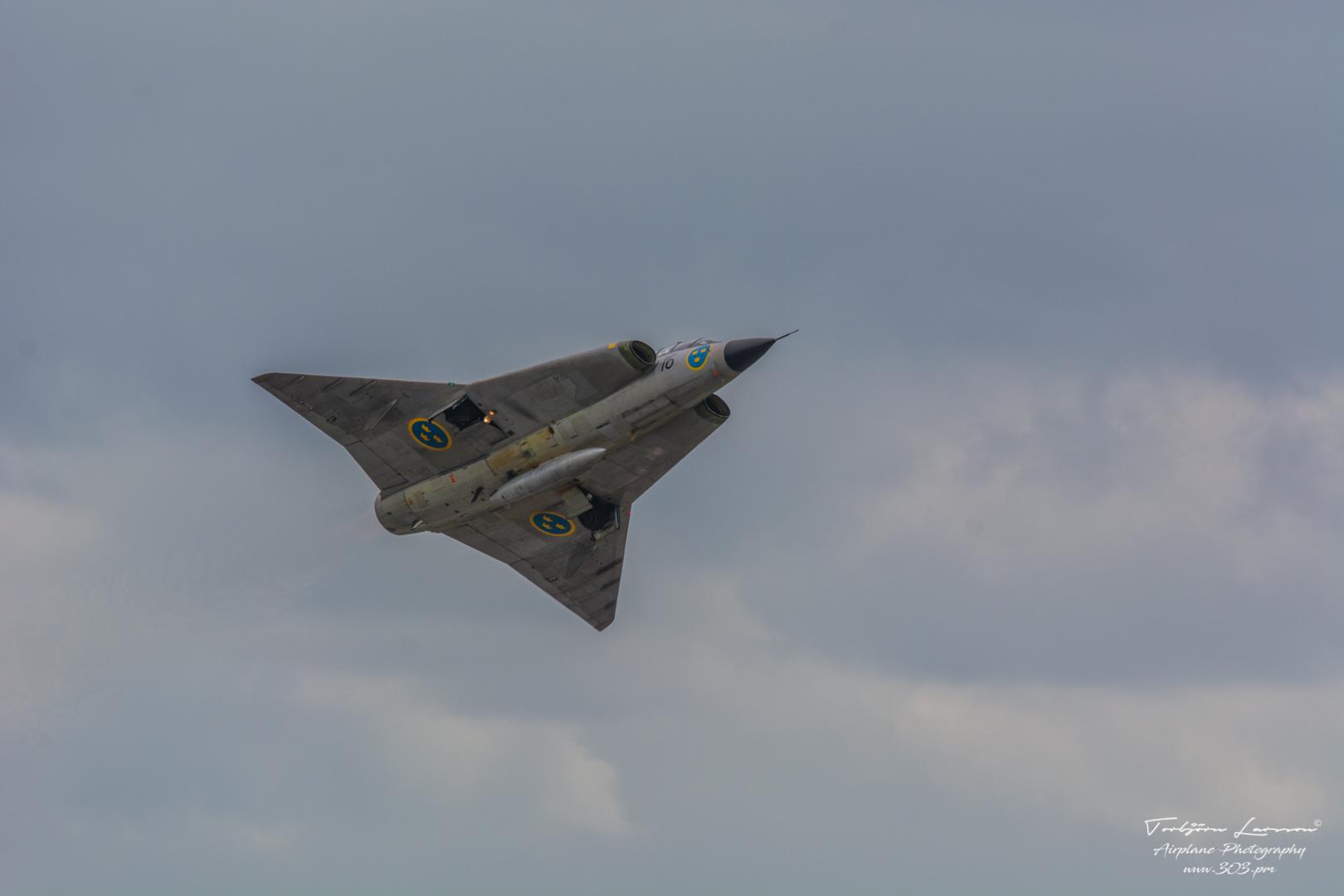 Saab J-35 Draken