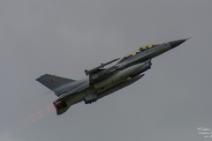 General Dynamics F-16 Fighting Falcon - Danish Air Force