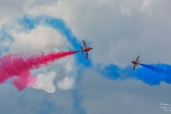 Hawk T1A - Red Arrows