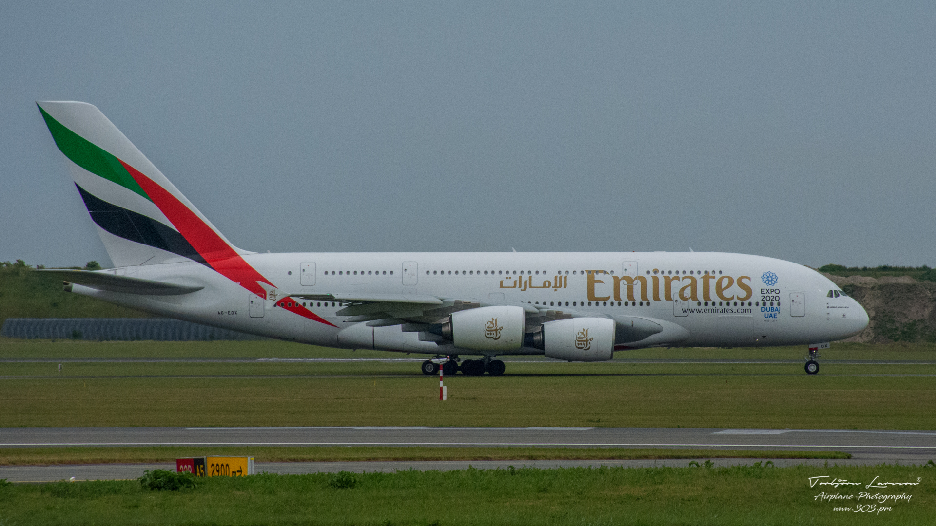 ACE_0811-Airbus A380-861 (A6-EOX) - Emirates Airlines
