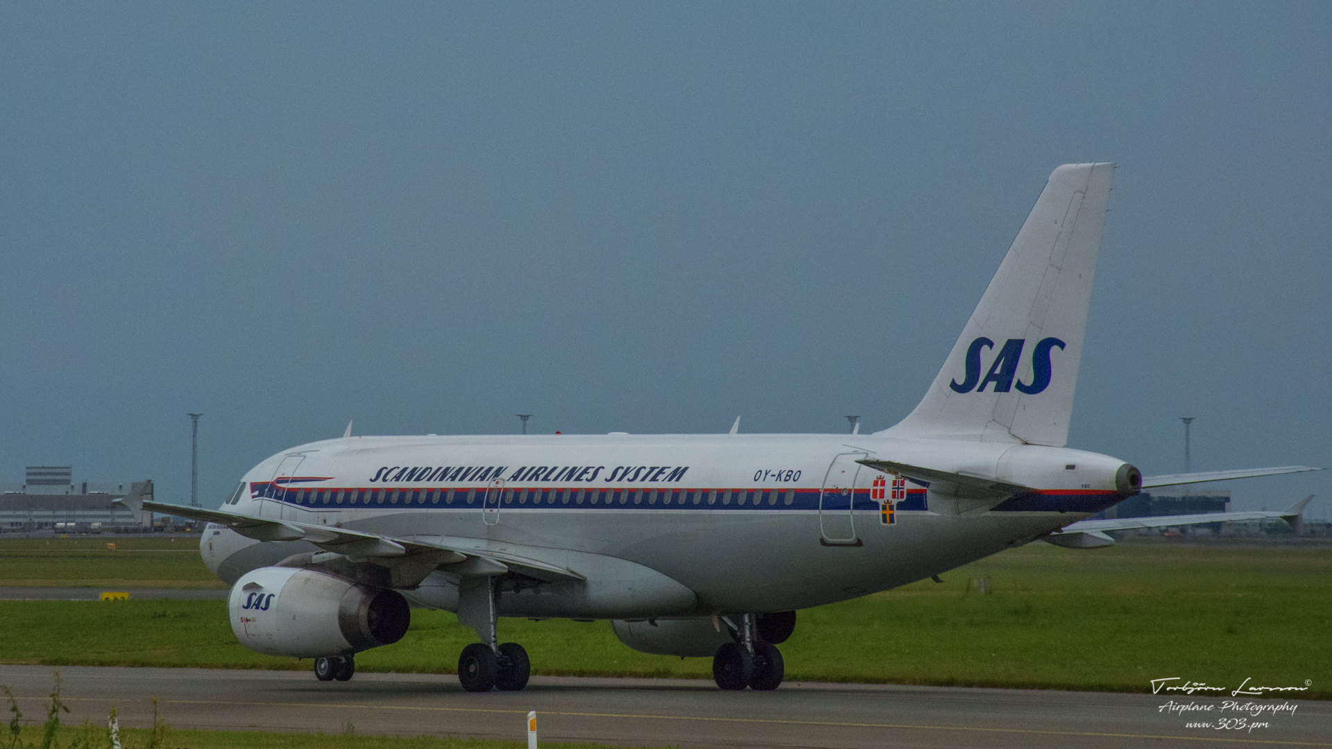 DSC_0793-Airbus A319-131 (OY-KBO) - SAS Scandinavian Airlines (Retro)