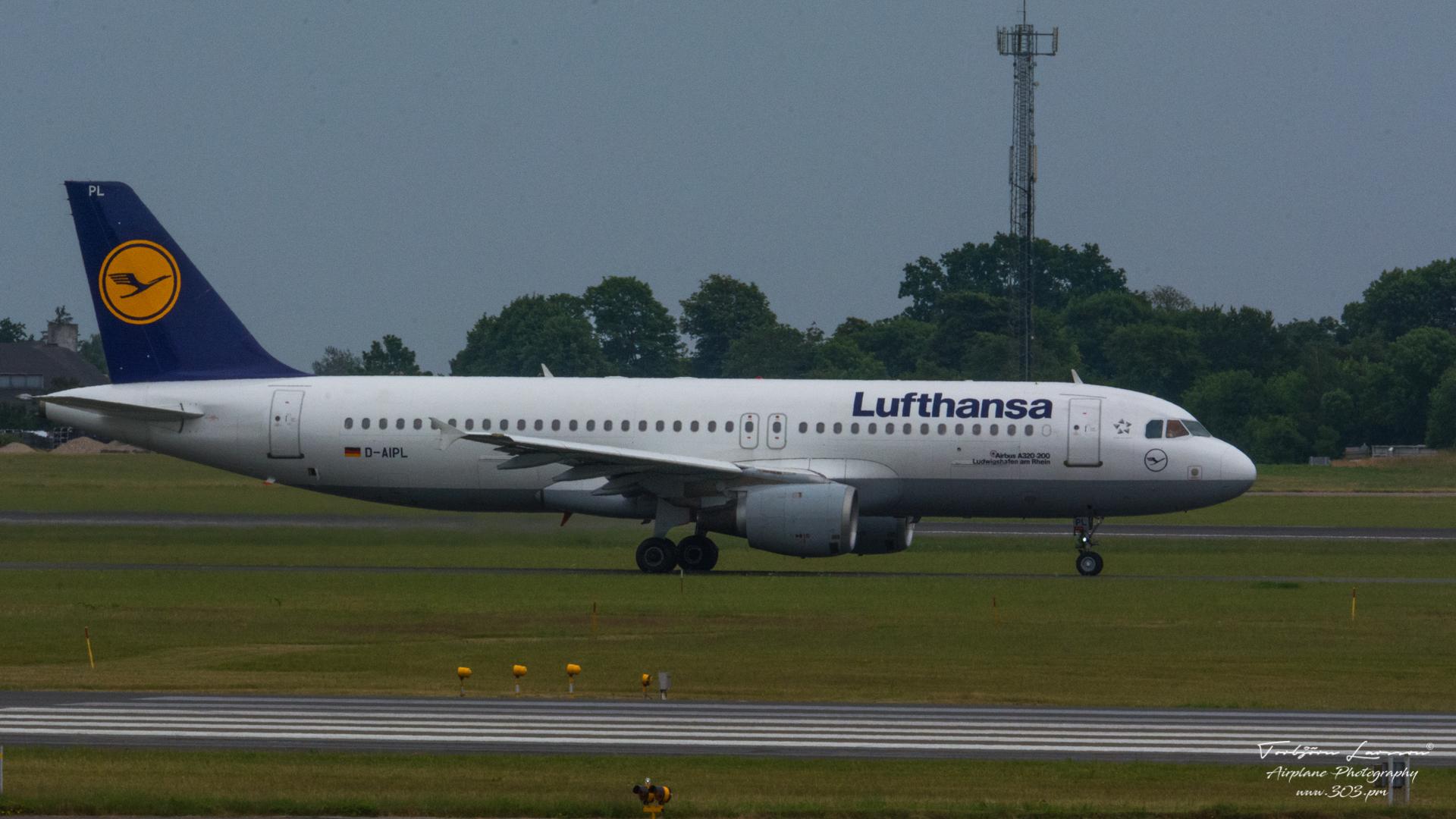 TBE_8453-Airbus A320-211 (D-AIPL) - Lufthansa