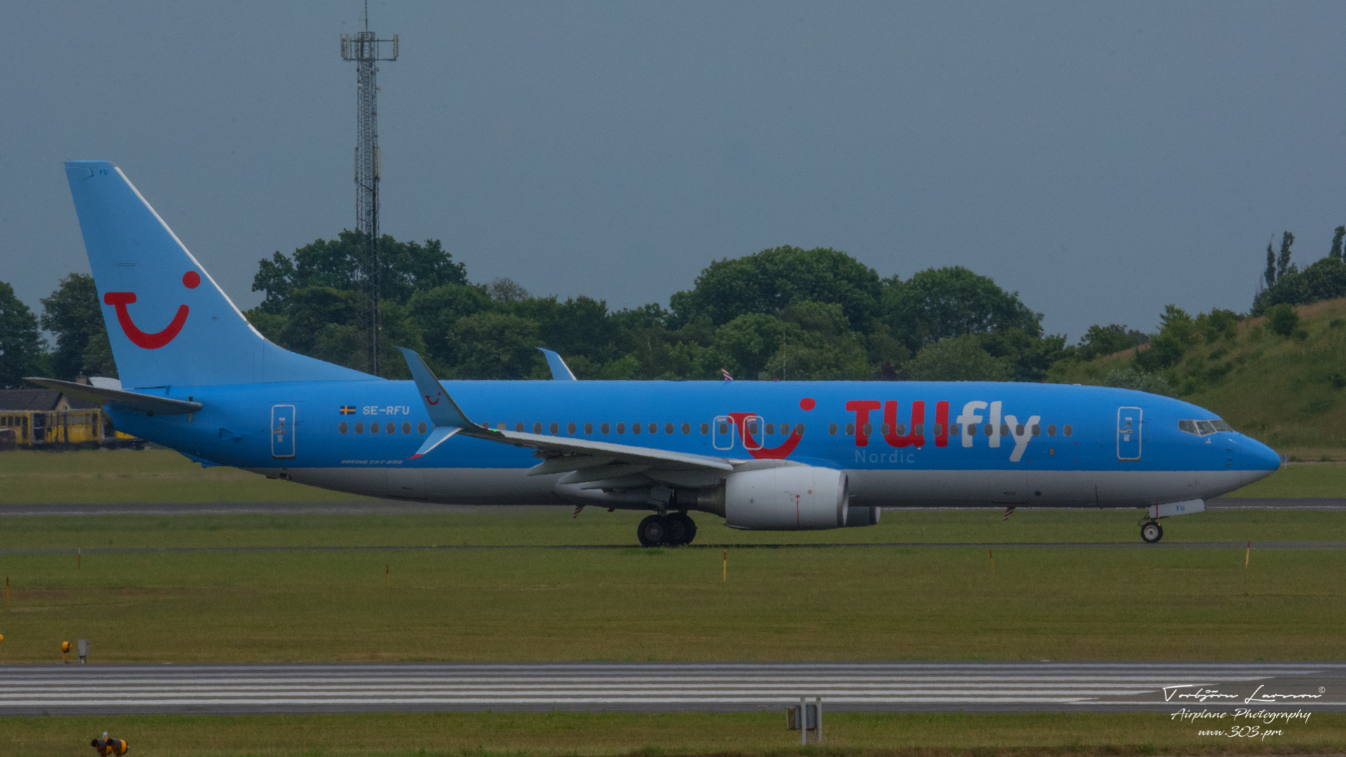 TBE_8924-Boeing 737-8K5 (SE-RFU) - TUIfly Nordic