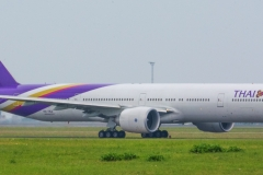 TBE_8307-Boeing 777-3D7ER Thai air - (HS-TKX)