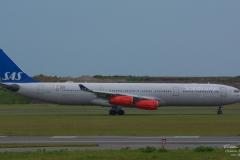 TBE_8792-Airbus A340-313X (LN-RKG) - SAS Scandinavian Airline