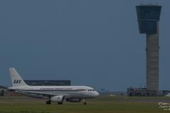 TBE_8996-Airbus A319-131 (OY-KBO) - SAS Scandinavian Airlines (Retro)