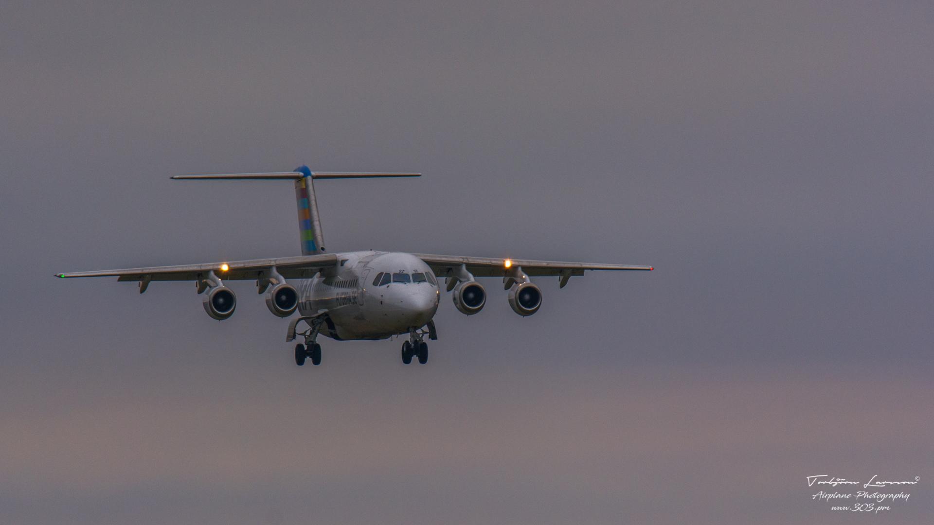 Bae 146 (SE-DSZ) - Braathens Regional Airways - TBE_3264