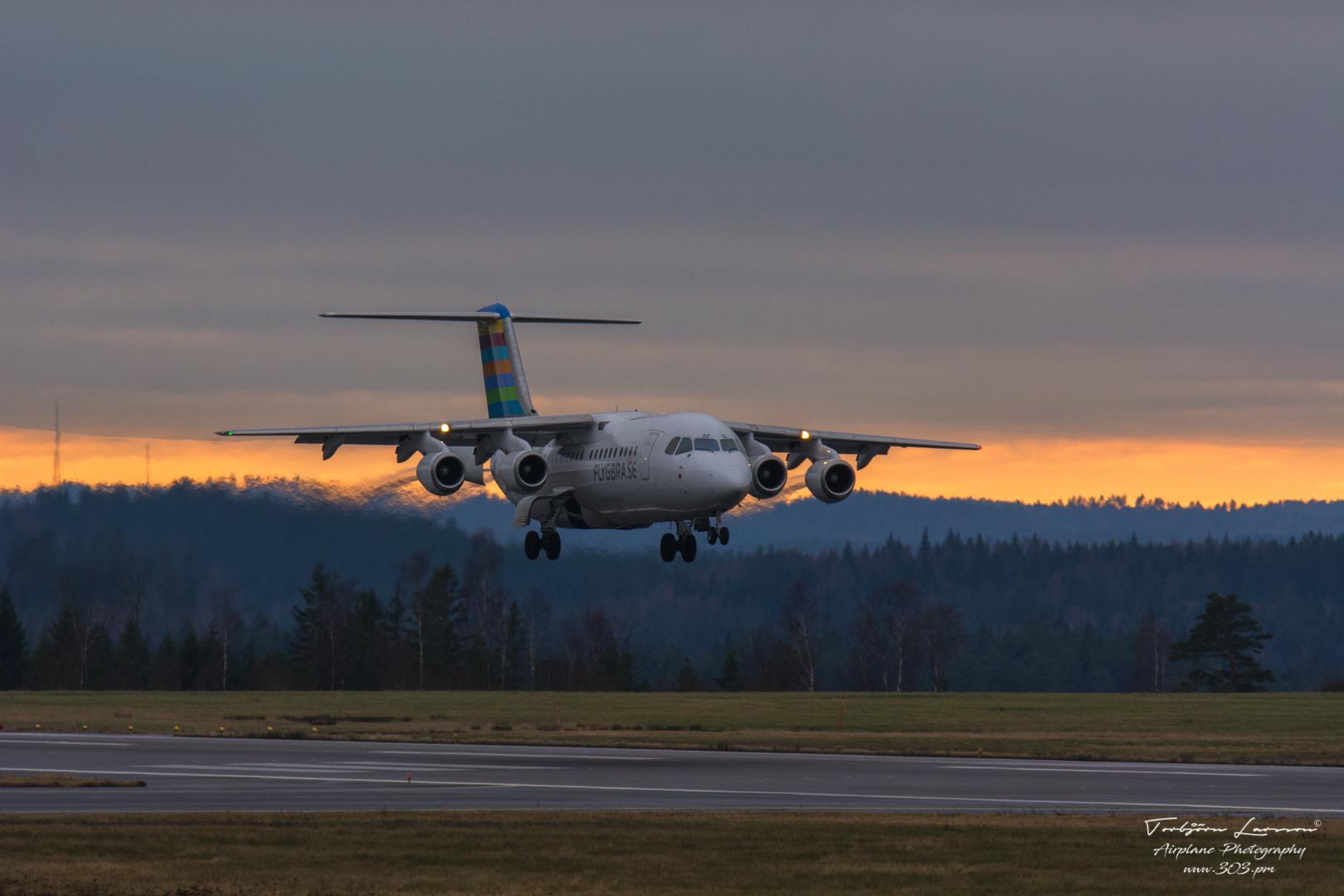 Bae 146 (SE-DSZ) - Braathens Regional Airways - TBE_3265