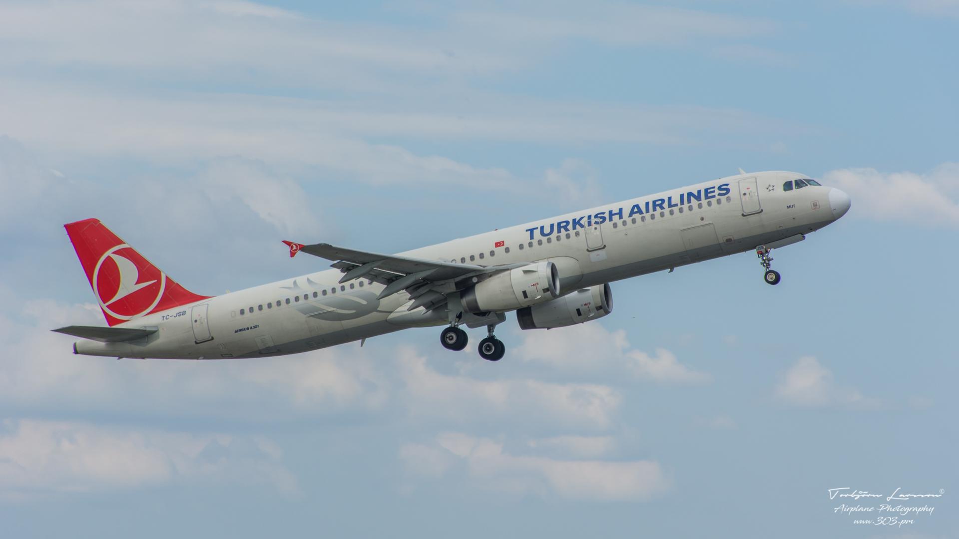 TBE_8143-Airbus A321-231 - Turkish Airlines - (TC-JSB)