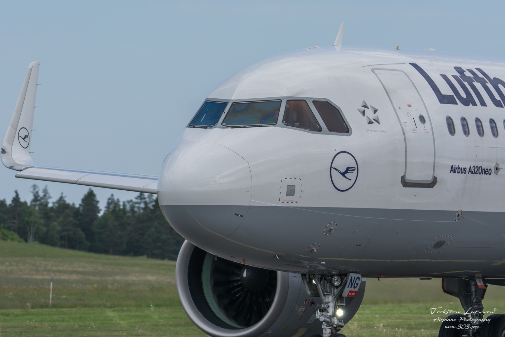 TBE_8197-Airbus A320-271N(SL) - Lufthansa - (D-AING)