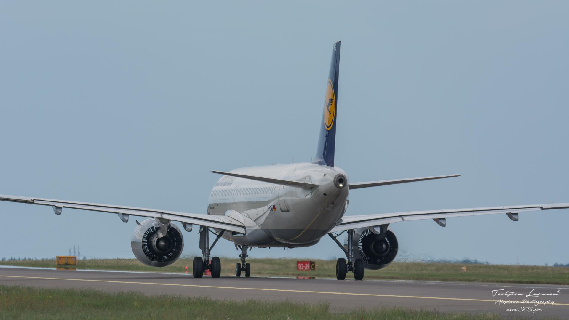 TBE_8201-Airbus A320-271N(SL) - Lufthansa - (D-AING)