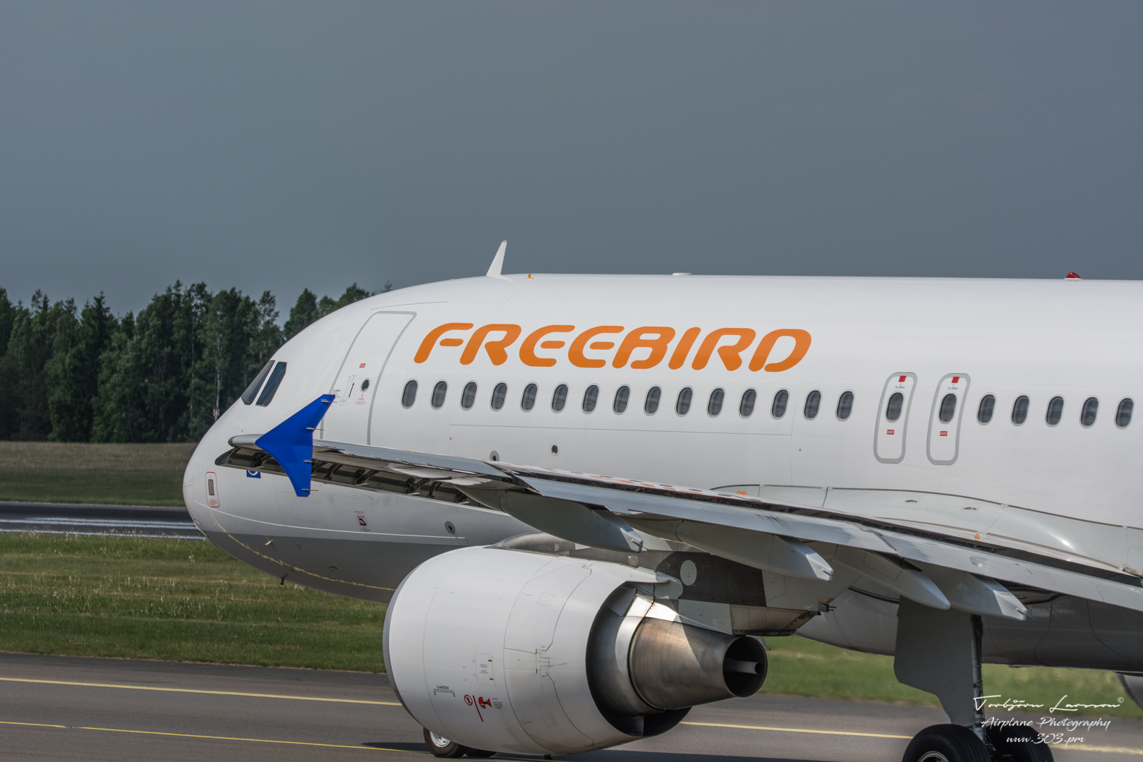 TBE_8349-Airbus A320-214 - Freebird Airlines - (TC-FBO)