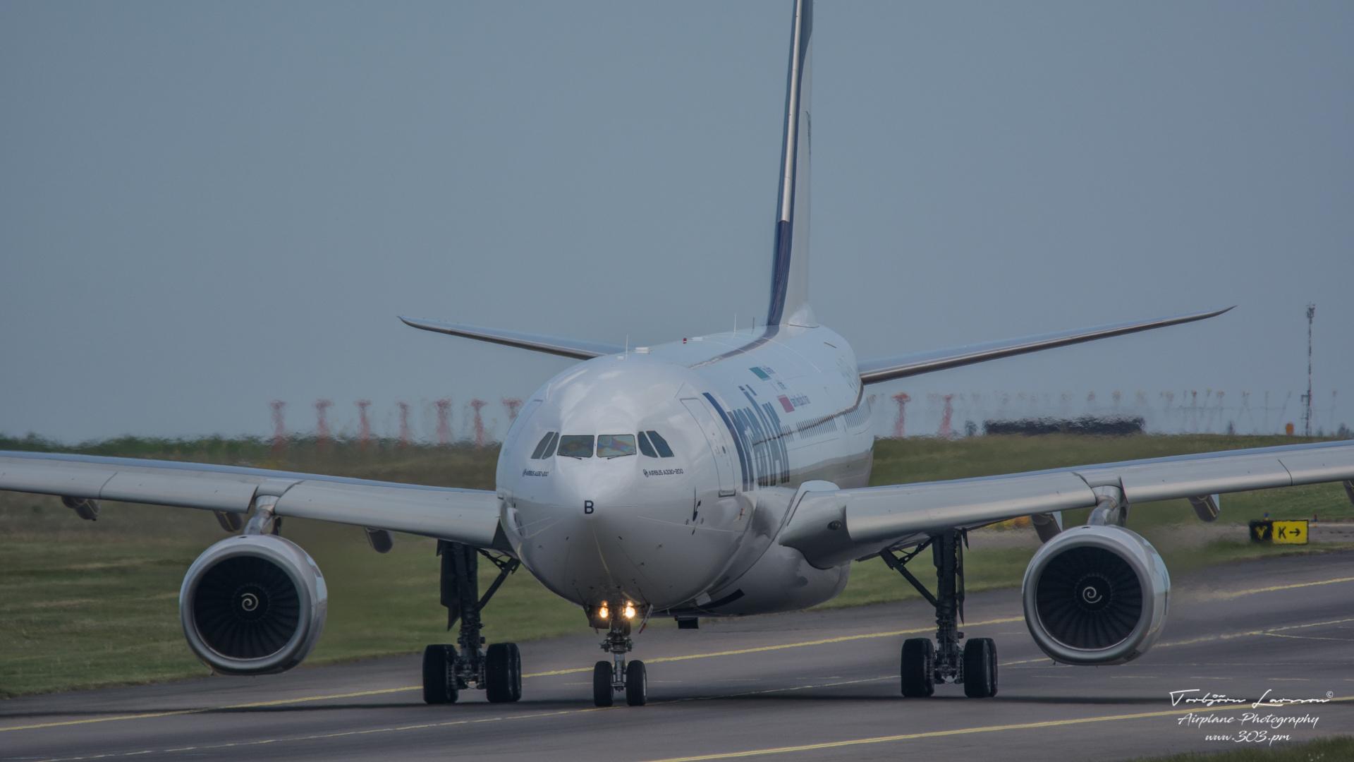 TBE_8558-Airbus A330-243 - Iran Air - (EP-IJB)