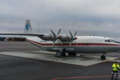 Antonov An-12-BK (UR-CAJ) - ACE_1113