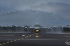 Boeing 787-8 Dreamliner - Qatar Airways Flight QR177 (A7-BCA) - ACE_1134