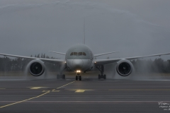 Boeing 787-8 Dreamliner - Qatar Airways Flight QR177 (A7-BCA) - ACE_1144
