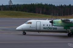 Bombardier DHC-8-Q-311 (LN-WFT) - Widerøe - TBE_3281
