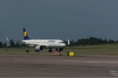 TBE_7932-Airbus A320-271N(SL) - Lufthansa - (D-AING)
