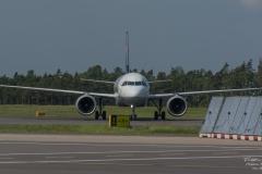 TBE_7939-Airbus A320-271N(SL) - Lufthansa - (D-AING)