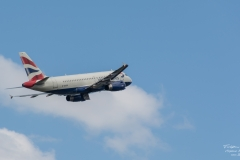 TBE_8104-Airbus A319-131 - British Airways - (G-EUOB)