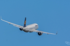 TBE_8232-Airbus A320-271N(SL) - Lufthansa - (D-AING)