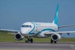 TBE_8235-Embraer Emb-195-200LR - Air Dolomiti - (I-ADJP)