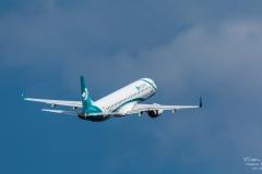 TBE_8313-Embraer Emb-195-200LR - Air Dolomiti - (I-ADJP)