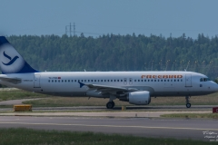 TBE_8383-Airbus A320-214 - Freebird Airlines - (TC-FBO)