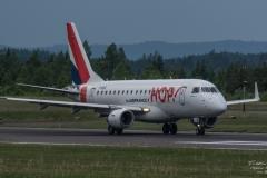 TBE_8724-Embraer Emb-170-100LR - HOP! - (F-HBXC)
