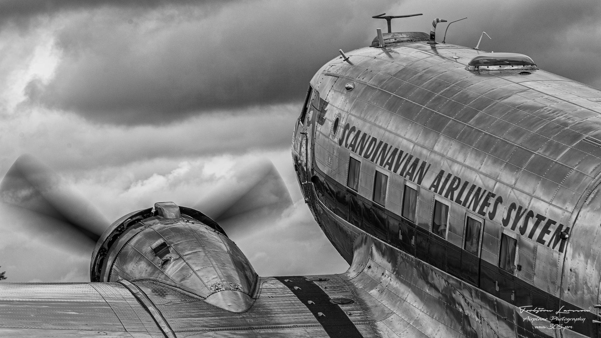 ACE_5167-Douglas DC-3 - Fridtjof Viking