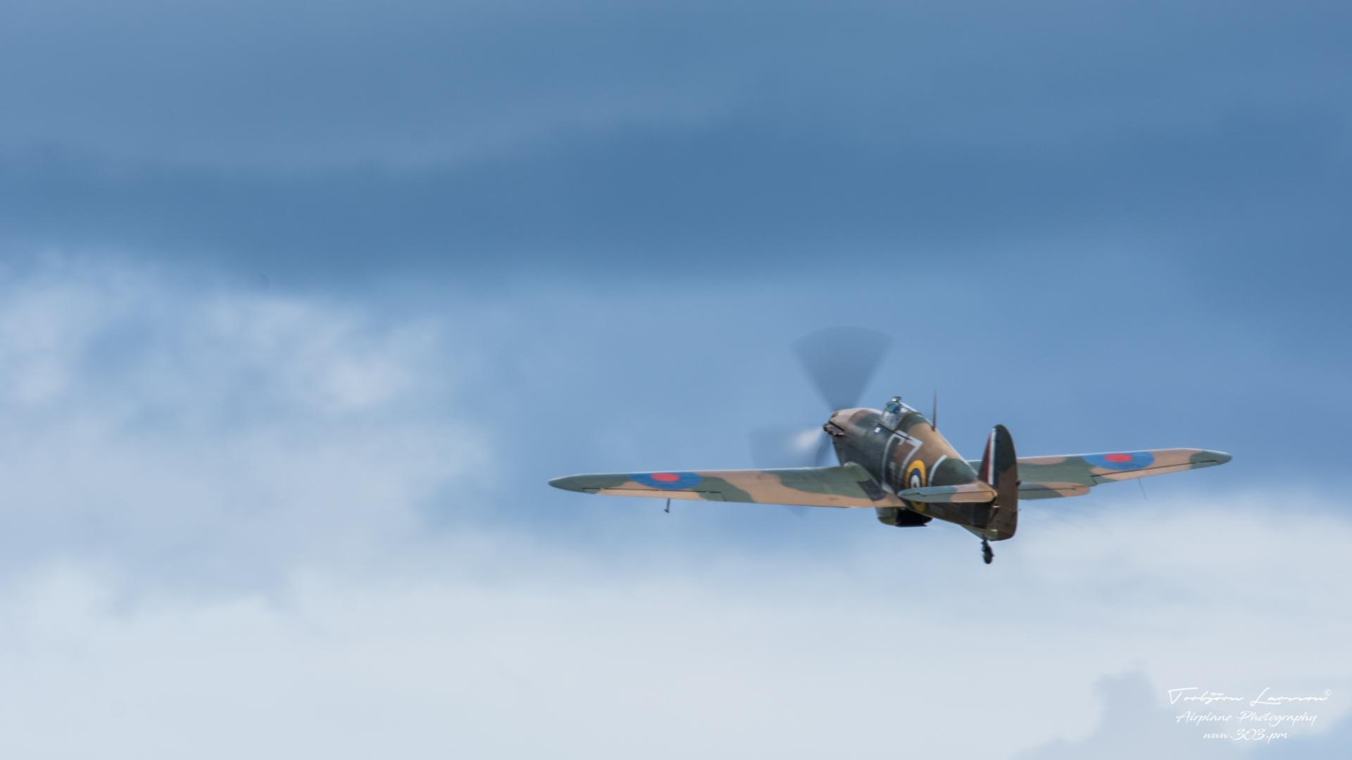 TBE_1126-Hawker Hurricane Mk1