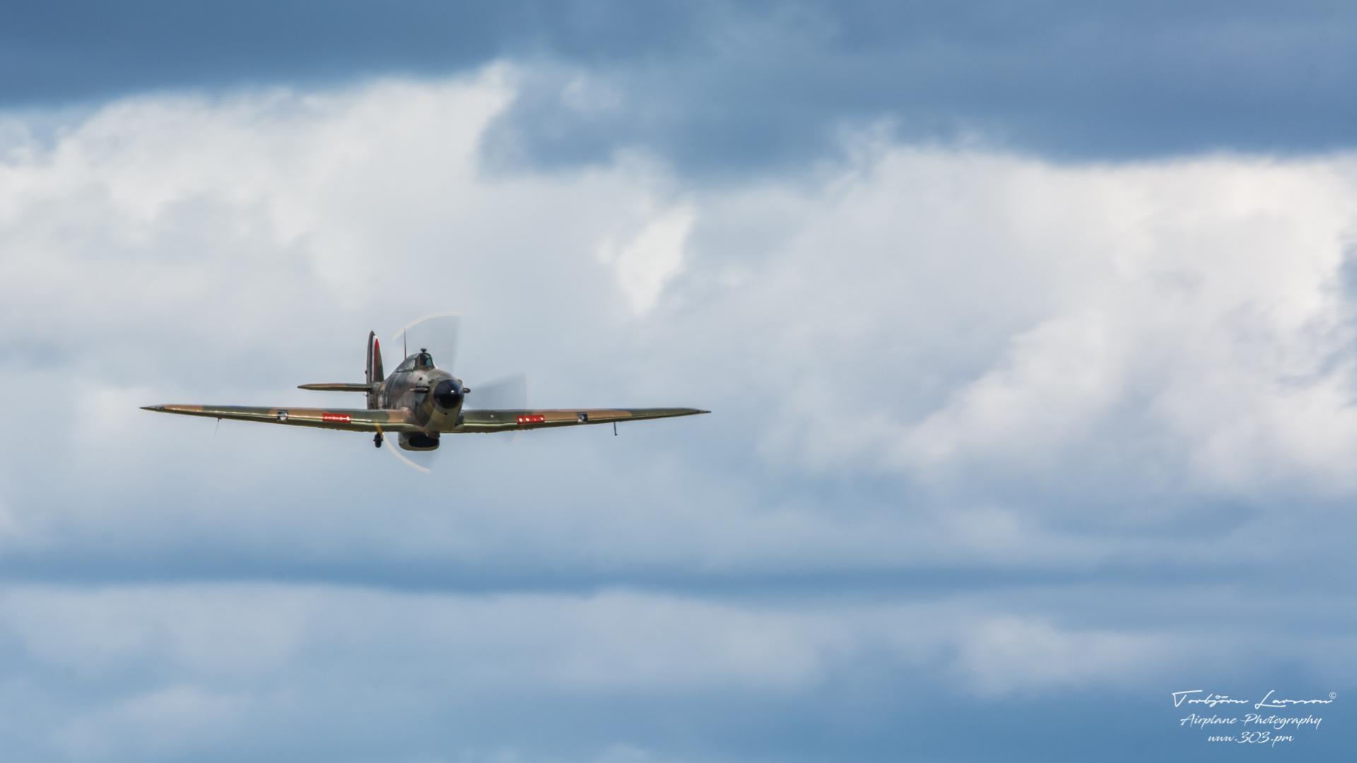 TBE_1496-Hawker Hurricane Mk1