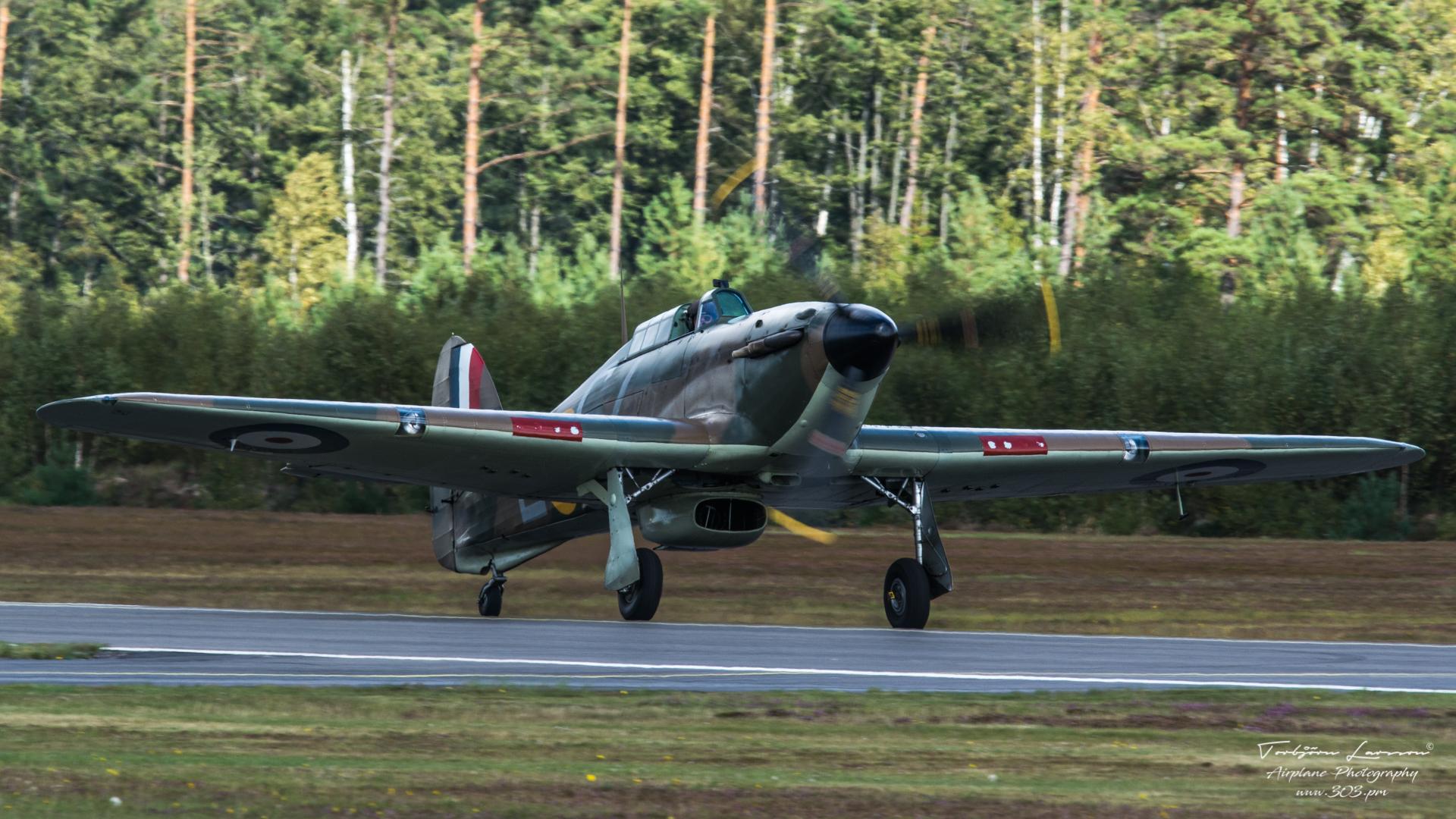 TBE_1575-Hawker Hurricane Mk1