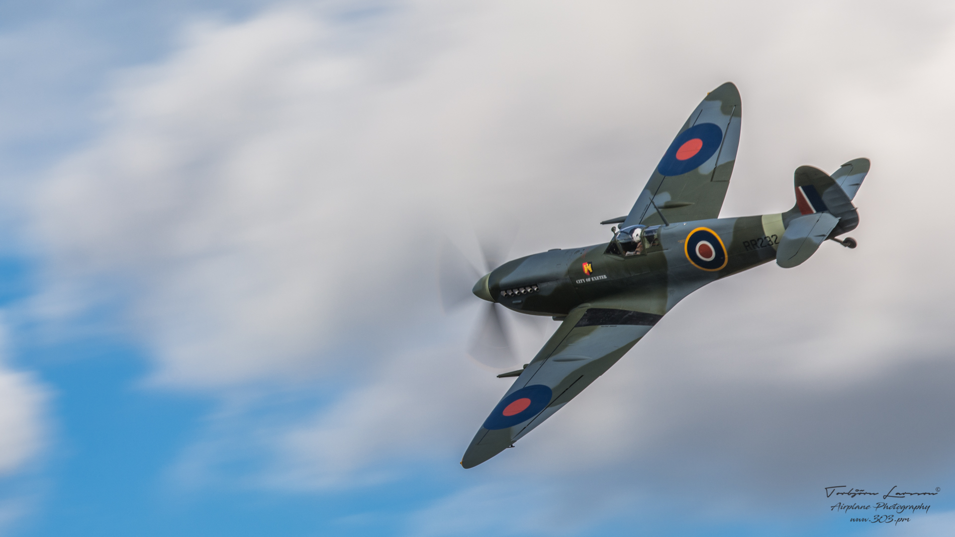 TBE_3088-Vickers Supermarine Spitfire Mk. IX
