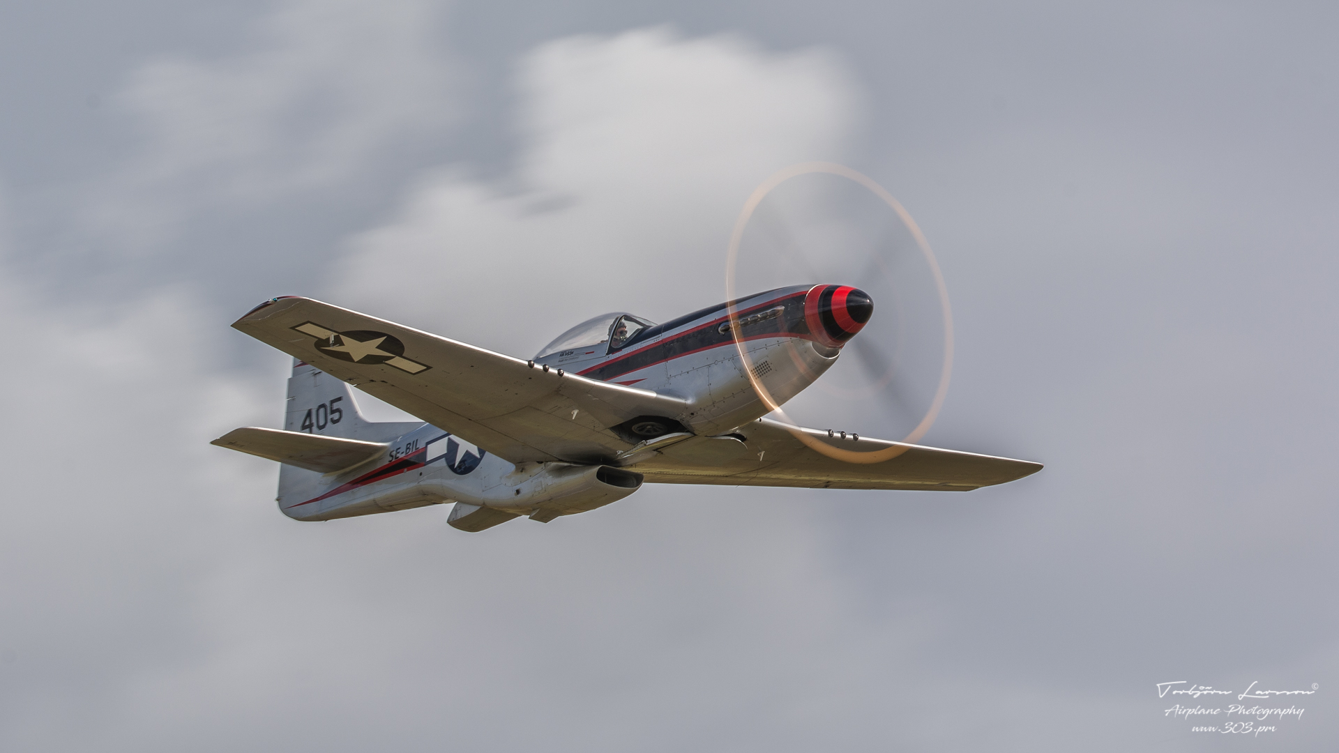 TBE_9155-North Amercian P-51D Mustang