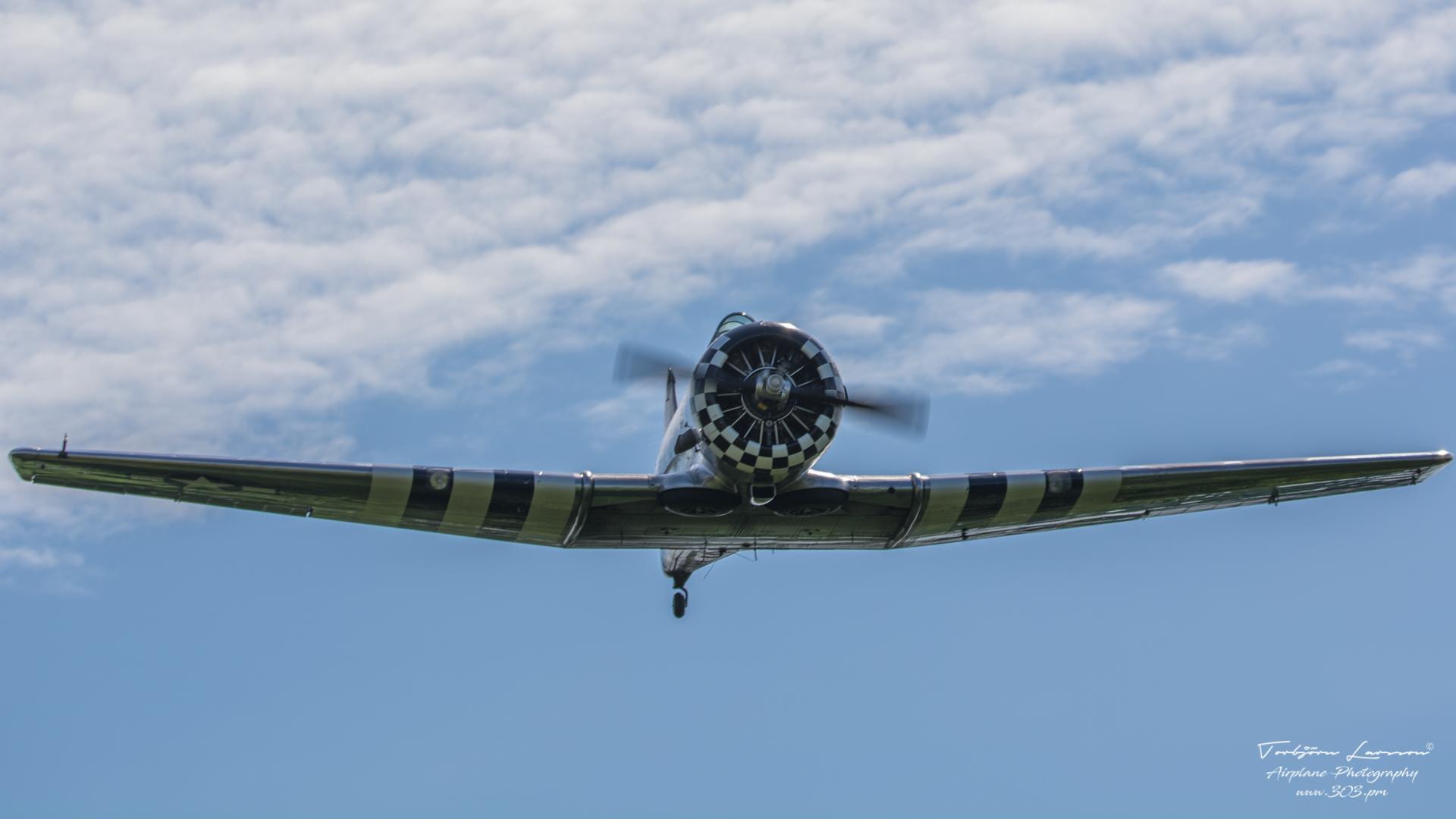 TBE_5933-Noorduyn AT-16 Harvard IIB (SE-FUZ)